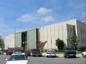 Chilton County Courthouse