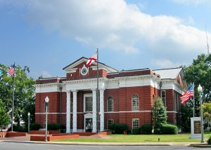 Talladega County Courthouse