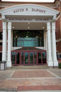 Tuscaloosa Municipal Court